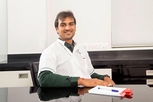 Dr. Ketan Mehta -Smile studio